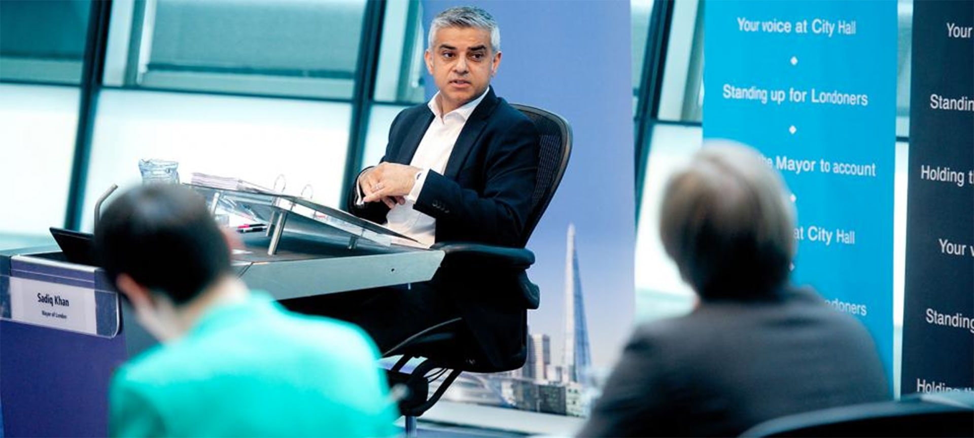 London Assembly meetings are open to the public so Londoners can stay informed about the activities of the Mayor and the Assembly can publicly review their performance.