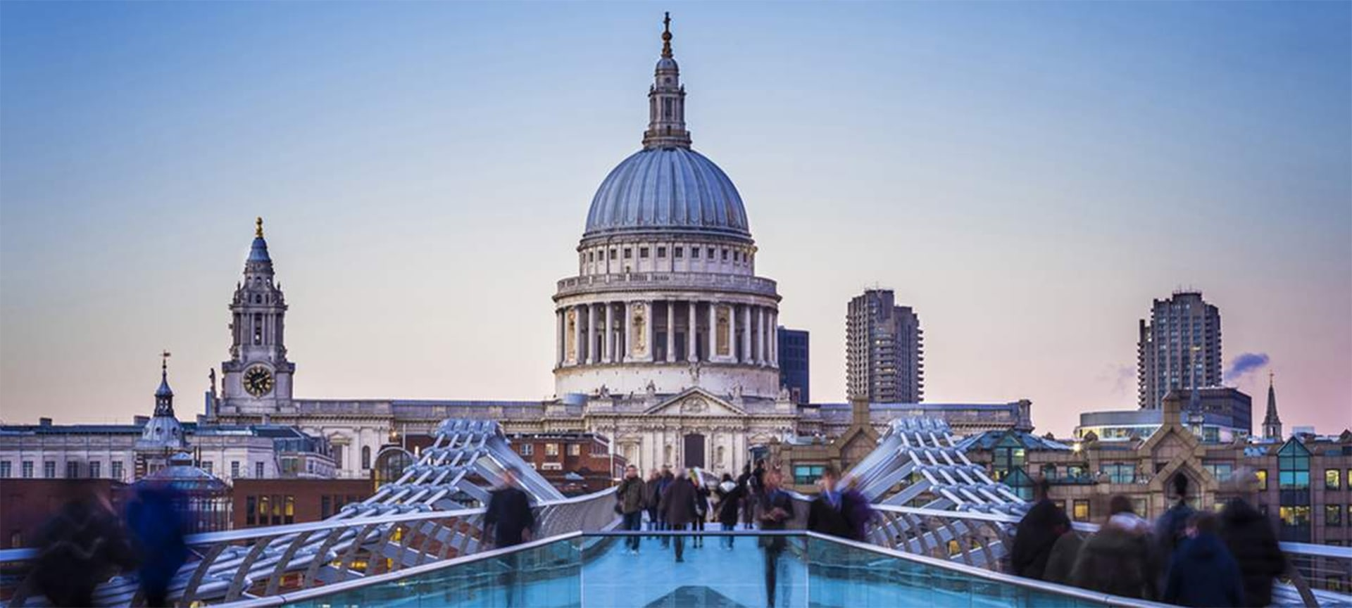 For more than 1,400 years, a Cathedral dedicated to St Paul has stood at the highest point in the City. The present Cathedral is the masterpiece of Britain's most famous architect Sir Christopher Wren.