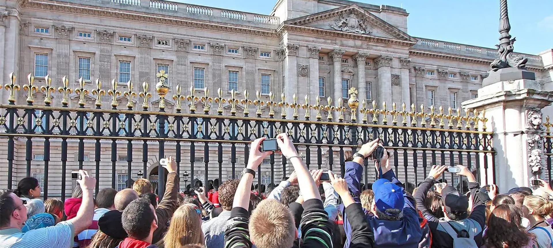 The number of visitors to London has soared since the 2012 Olympics. Royalty was the biggest draw for Americans, with Buckingham Palace coming top of a bucket list of experiences and the Queen named as the ultimate dream tour guide.