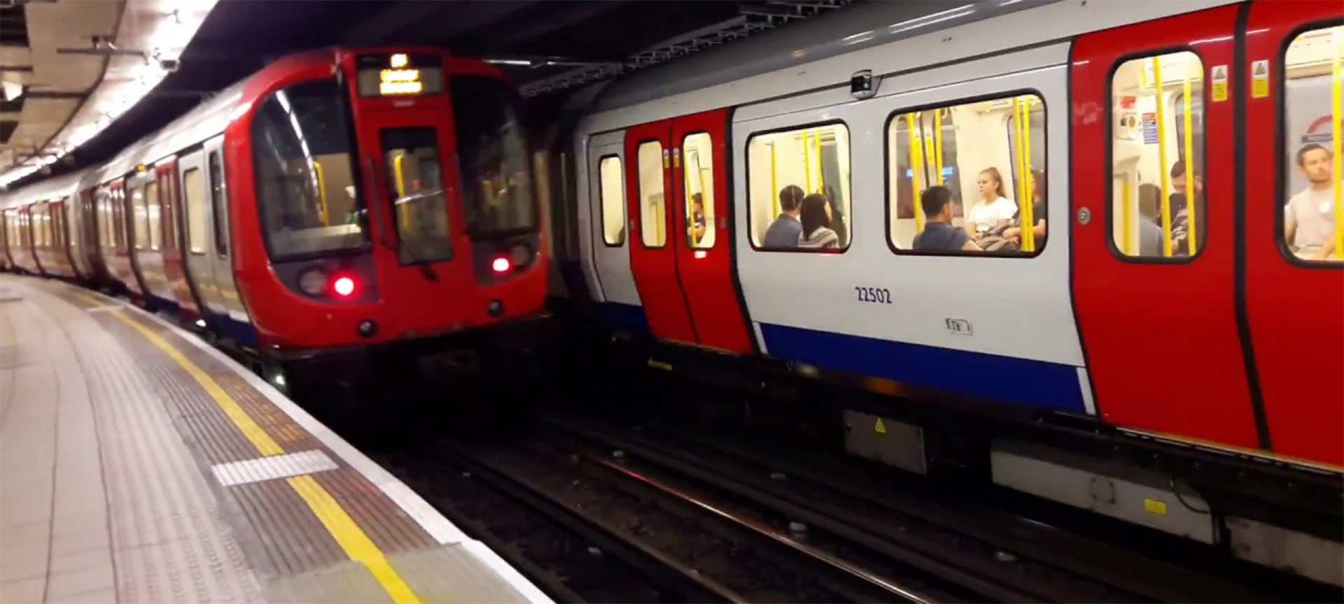 The London Underground zips around the city and, in pretty much all occasions, is the quickest way of travelling in the capital.